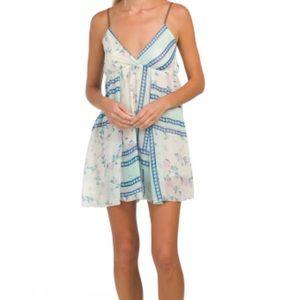 Ocean drive babydoll dress